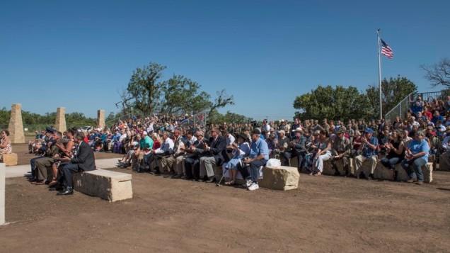 Dyess Memorial Park honors fallen military